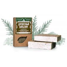 «Древесный бальзам» солевое мыло