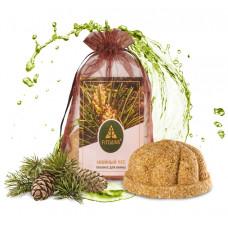 Пралине для ванны «Хвойный лес» с пудрой дерева Ним и хвойными маслами