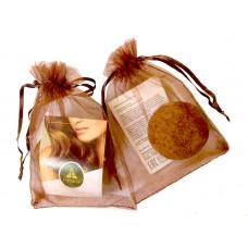 «Роскошные локоны» твёрдый шампунь для нормальных и склонных к жирности волос